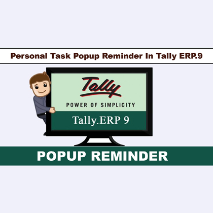 Personal Popup Reminder