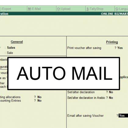 Auto-Mail