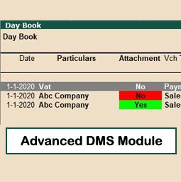 Advanced DMS Module